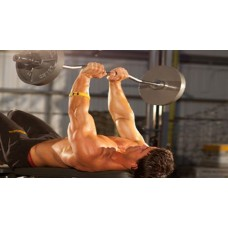 Close-Grip EZ-Bar Press