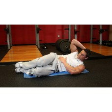 Oblique Crunches - On The Floor