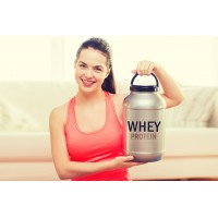 Women and Whey Protein !